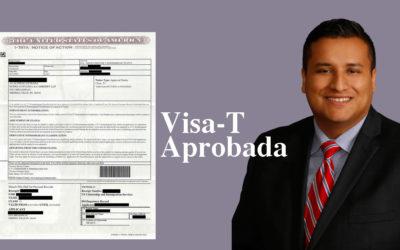 Visa-T Aprobada