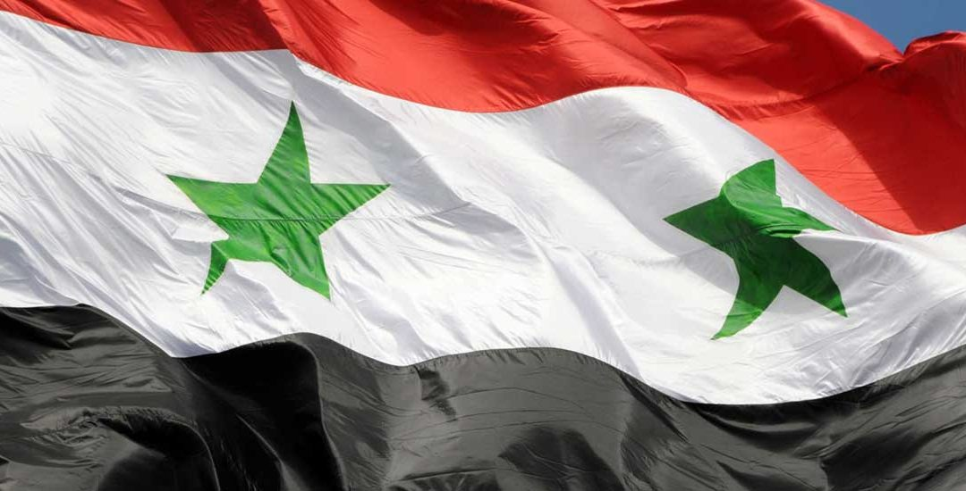 Extension and Redesignation of Syria for TPS